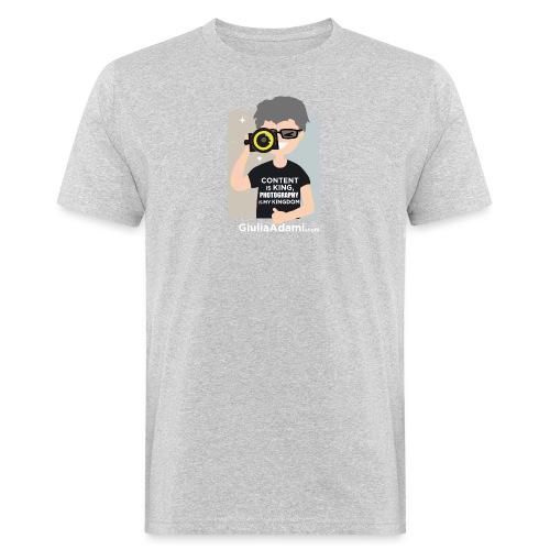 Giulia Adami - T-shirt ecologica da uomo