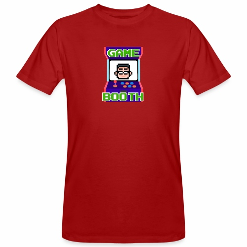 GameBooth Icon Logo - Men's Organic T-Shirt