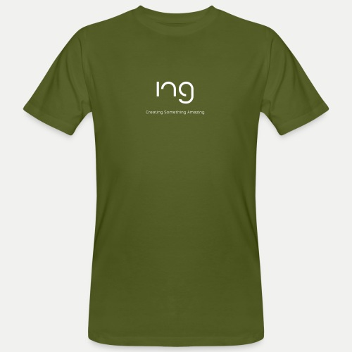 ing Original's - Men's Organic T-Shirt