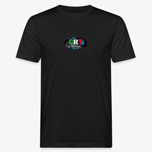 CRT Logo - Men's Organic T-Shirt