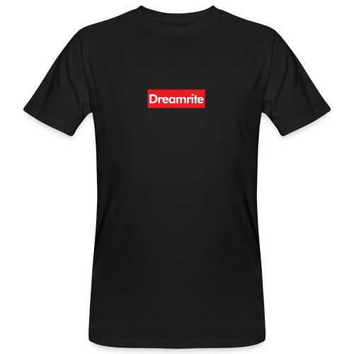 Dreamrite Sup reme Style - Männer Bio-T-Shirt