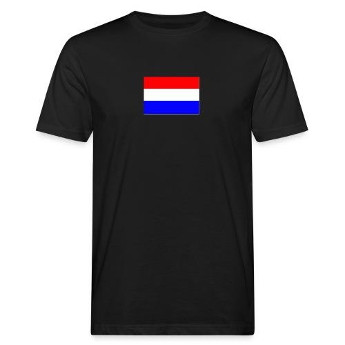 vlag nl - Mannen Bio-T-shirt