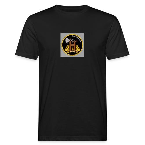 THbutton 32Srgb400 - Miesten luonnonmukainen t-paita
