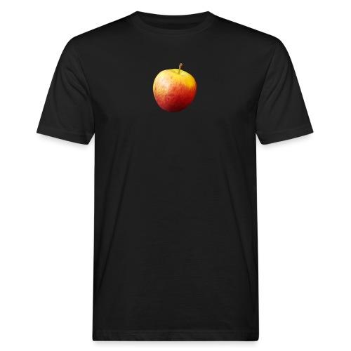 rood fruit met een naam - Mannen Bio-T-shirt