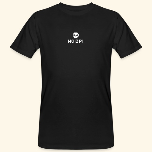 HoizPi - Männer Bio-T-Shirt