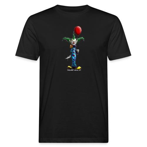 klaun tee - Ekologisk T-shirt herr
