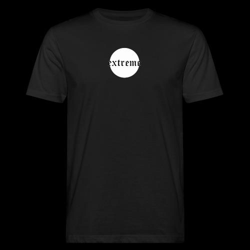 extrem white - Men's Organic T-Shirt