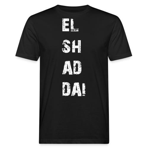 EL SH AD DAI 2 - Männer Bio-T-Shirt