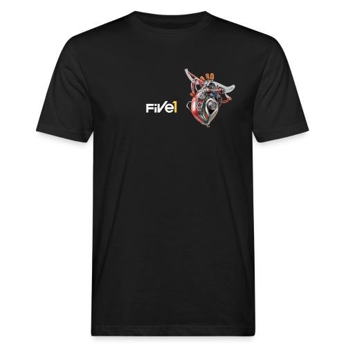 FIVE1 logo - Männer Bio-T-Shirt