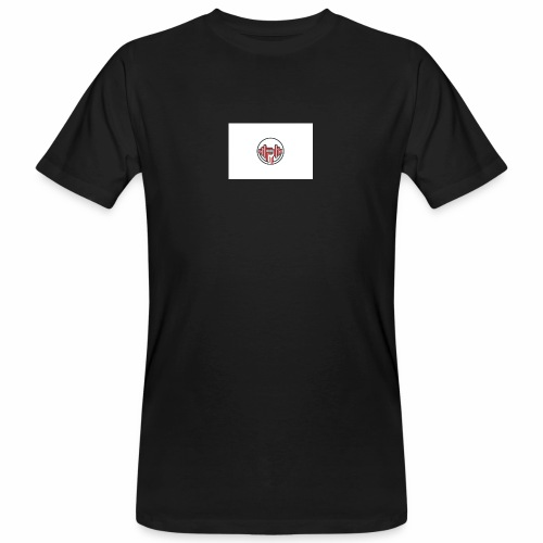 FIT Concept Germany Logo - Männer Bio-T-Shirt