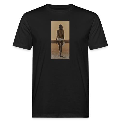 Hot Summer - Mannen Bio-T-shirt