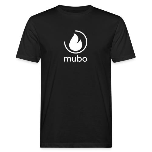 mubo logo - Men's Organic T-Shirt