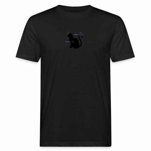 Mon Chat Mon <3 - T-shirt bio Homme