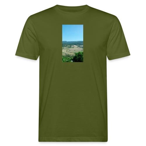 Panorama - T-shirt ecologica da uomo