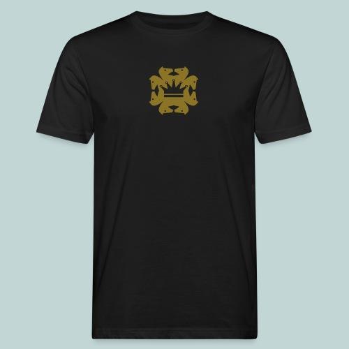 acht Springer - Männer Bio-T-Shirt