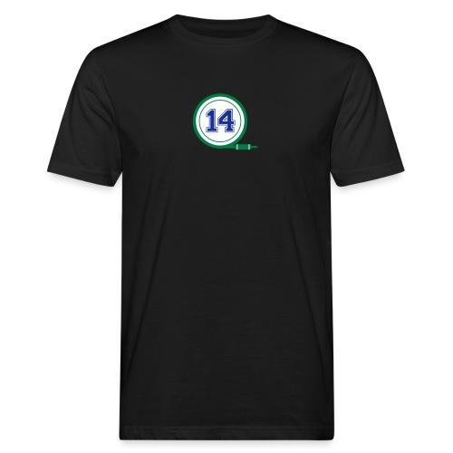 D14 Alt Logo - Men's Organic T-Shirt