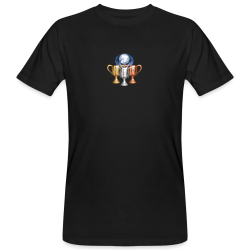 trophäen650 - Männer Bio-T-Shirt
