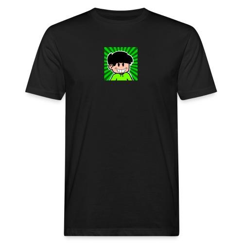 Linus e lite mindre glad - Ekologisk T-shirt herr