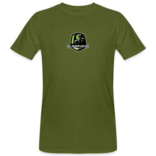JakeeYeXe Badge - Men's Organic T-Shirt