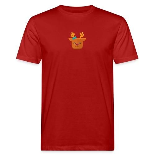 When Deers Smile by EmilyLife® - Men's Organic T-Shirt