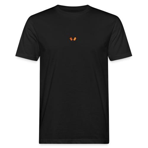 HB GOLD/BRAUN - Männer Bio-T-Shirt