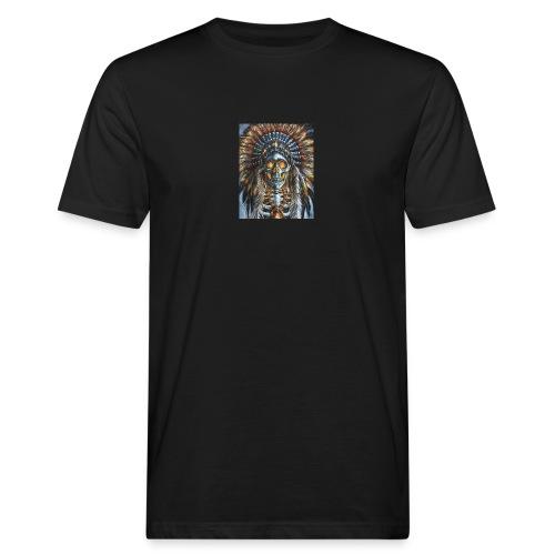 jefe indio - Camiseta ecológica hombre
