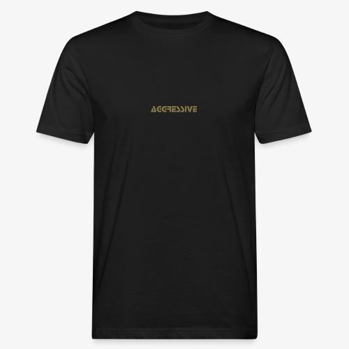 Aggressive Name - Camiseta ecológica hombre