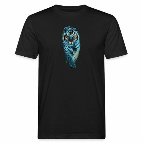 Tigre Caminando MEDIANO - Camiseta ecológica hombre