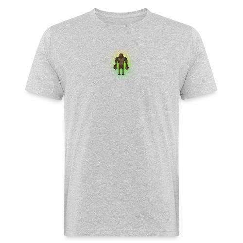 1980's Bigfoot Glow Design - Men's Organic T-Shirt