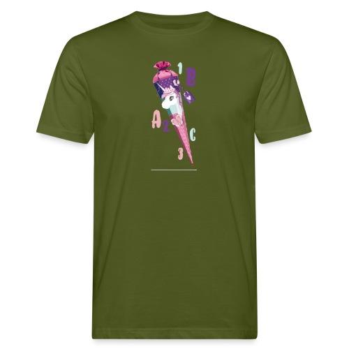 Schulkind 2 - Männer Bio-T-Shirt