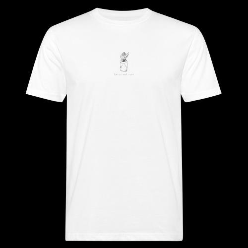 l'amour est mort - T-shirt bio Homme