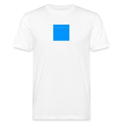 sklyline blue version - T-shirt bio Homme