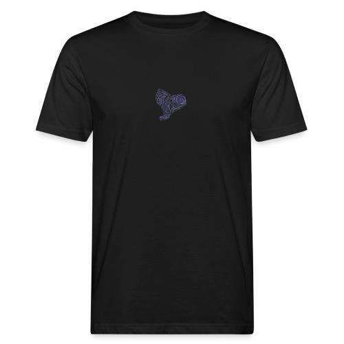 Cuor di Tartaruga Cuore Armato - T-shirt ecologica da uomo