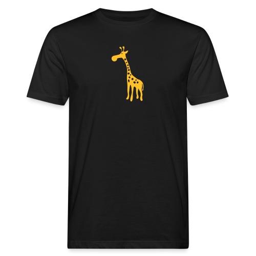 giraffe cs2 - Männer Bio-T-Shirt