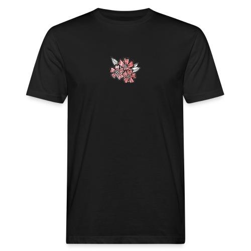 cherryblossom - Männer Bio-T-Shirt