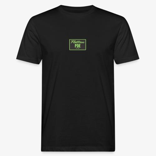 Flattsen - Männer Bio-T-Shirt