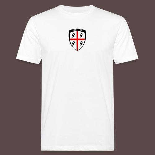 Sardegna Stemma - T-shirt ecologica da uomo