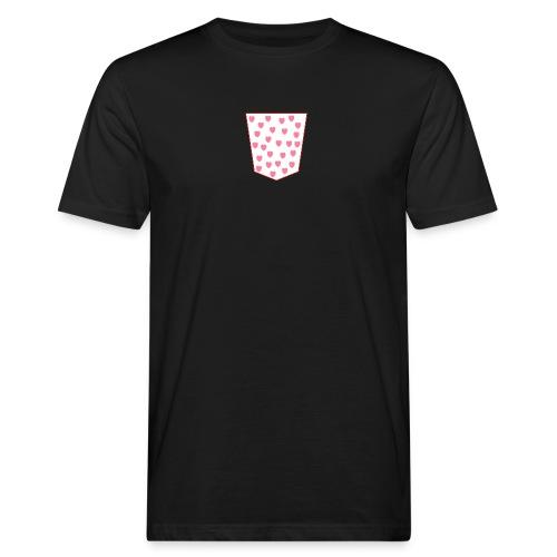 bolsillo - Camiseta ecológica hombre