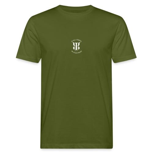 PSYfit Logo Tee - Men's Organic T-Shirt