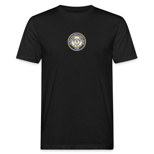 BBS logo - Ekologisk T-shirt herr