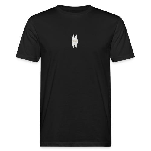 MELWILL white - Men's Organic T-Shirt