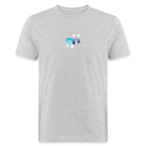 Logo-1 - T-shirt ecologica da uomo