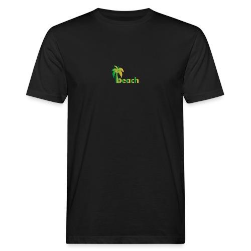 Beach - T-shirt ecologica da uomo