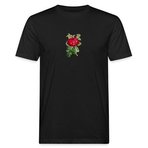 Fin ros - Ekologisk T-shirt herr