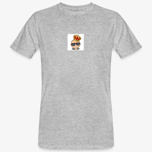 My king - Ekologisk T-shirt herr