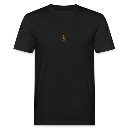 CHARLES CHARLES LOGO - Men's Organic T-Shirt