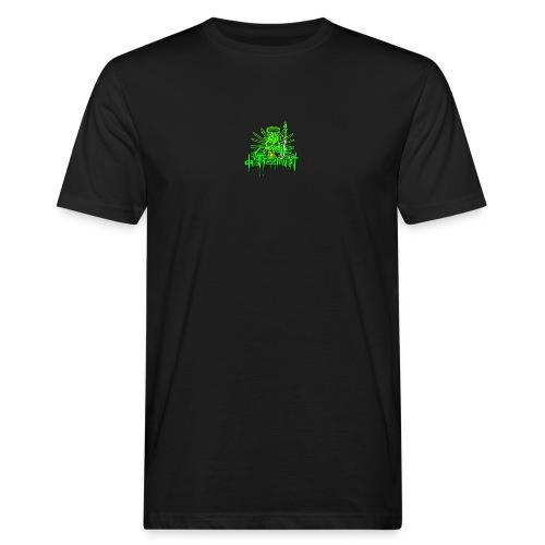 GFSkullOnlyColorShirt - Men's Organic T-Shirt