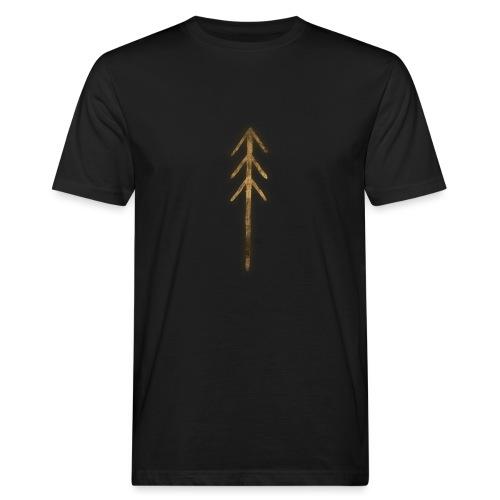 Fir - Icon - Men's Organic T-Shirt