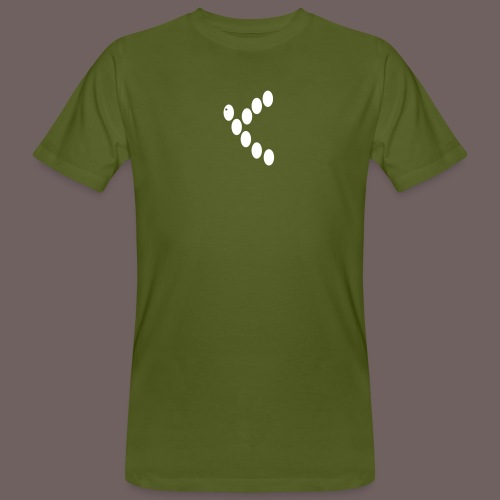 GBIGBO zjebeezjeboo - Flower - Stretch [FlexPrint] - T-shirt bio Homme