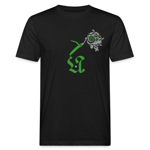 VINYL Beholder forbiddenshirts de - Männer Bio-T-Shirt